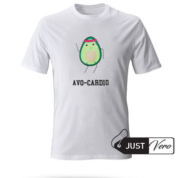 Avo Cardio New T shirt size XS - 5XL unisex for men and women