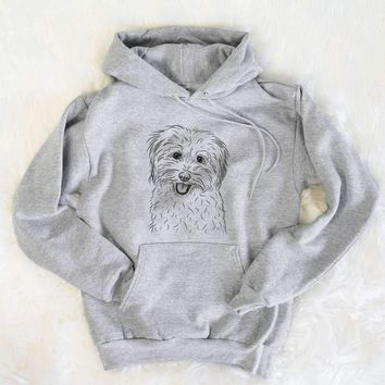 Sophie Quinn the Havanese - Mens Hooded Sweatshirt