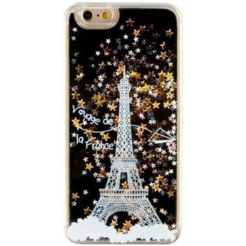 Quicksand Lace   Eiffel Tower iPhone 6 6s Case Cover Gift-170928