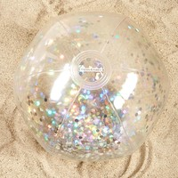 Pool Candy Confetti Beach Ball