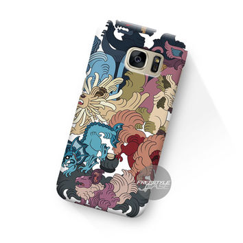 Art Pokemon Mayan Charackter Samsung Galaxy Case Cover Series