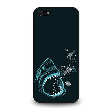 MINIMALIST JAWS iPhone 5 / 5S / SE Case