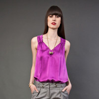 81 Poppies: Kahla Top Mulberry, at 57% off!