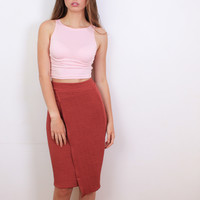 Slanted Fate Skirt