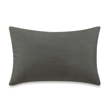 Tangiers Oblong Toss Pillow in Grey