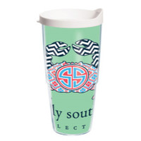 """Simpy Southern """"Crab"""" Tervis"""