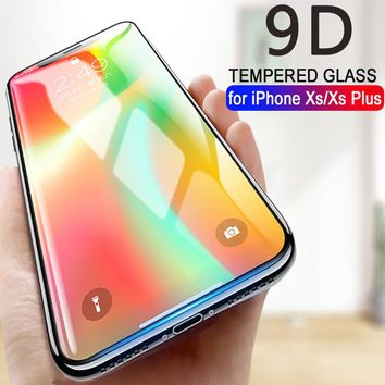 Screen Advanced Glass Protector for iPhone X, XS, X Plus