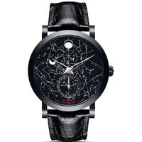Movado Men's Red Label Skymap Watch, 42mm | Bloomingdale's
