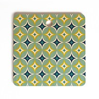Heather Dutton Astral Slingshot Cutting Board Square