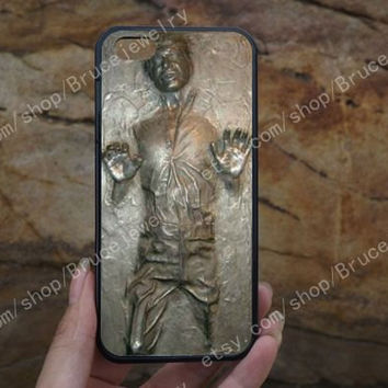 Han solo carbonite iPhone Case,phone case,samsung case,galaxy S5 case,iPhone 5C 5/5S 4/4S,samsung galaxy S3/S4/S5,Personalized Phone case
