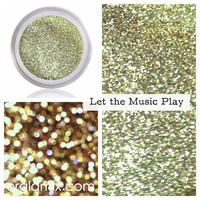Let the Music Play Glitter Pigment