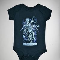 Metallica Save Us Infant Snapsuit