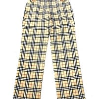 Burberry check pants | ミネラル on the BASE
