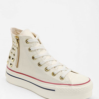 Urban Outfitters - Converse Chuck Taylor All Star Studded Women's Flatform-Sneaker