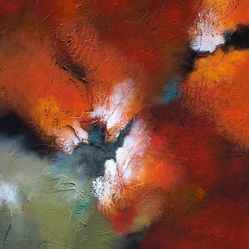 Indirect Light by Nancy Eckels (Acrylic Painting) | Artful Home