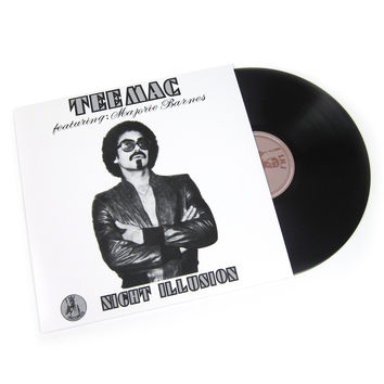 Tee Mac: Night Illusion Vinyl LP