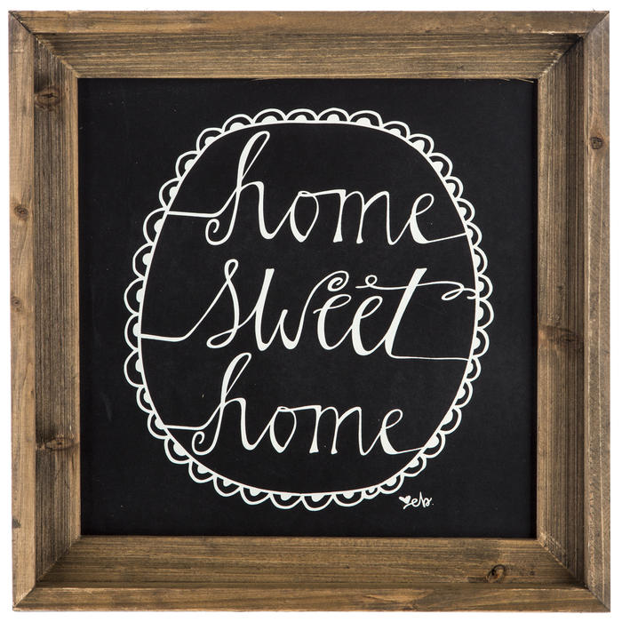 home sweet home wood sign hobby lobby