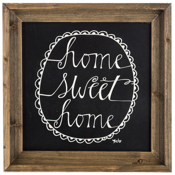 Home Sweet Home Wood Sign | Hobby Lobby