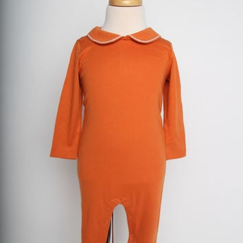 Lane Footed Romper