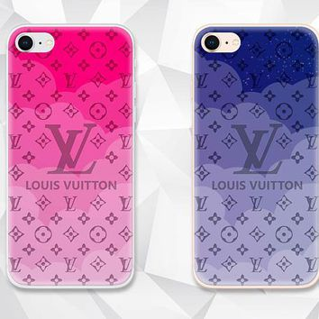 Louis Vuitton Phone case Supreme iPhone 8 Plus case Pink Galaxy S8 cover Blue iPhone 7 case Samsung Note 5 case Pixel XL case iPhone X case