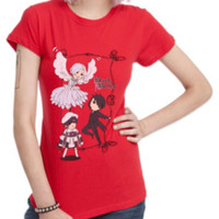 Black Butler Trio Girls T-Shirt