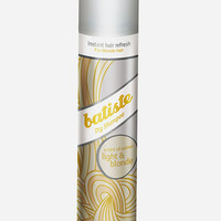 Batiste Light & Blonde Dry Shampoo Multi One Size For Women 27372495701
