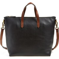 Madewell Leather Transport Satchel | Nordstrom
