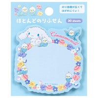 Buy Sanrio Cinnamoroll Floral Die Cut Sticky Notes at ARTBOX