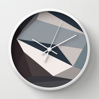 Urban Wall Clock by Deadly Designer