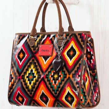 "Teskey's Saddle Shop:  Consuela ""The Sedona"" Couture Carryall"