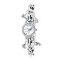 Texas Christian Horned Frogs NCAA Women's Charm Series Watch