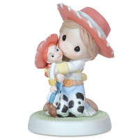 Disney ''Yodel-Ay-Hee-Ho I Sure Like You'' Jessie Figurine by Precious Moments | Disney Store
