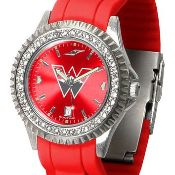 Western State Colorado University Mountaineers Sparkle Watch