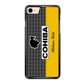 Cohiba Habana Cuba Cigars 2 iPhone 7 Case