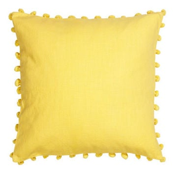 H&M Cotton cushion cover £12.99