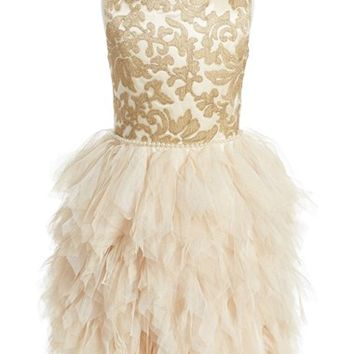 Biscotti Royal Treatment Tulle Dress (Little Girls & Big Girls) | Nordstrom