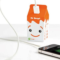 Mr Milk Portable Charger