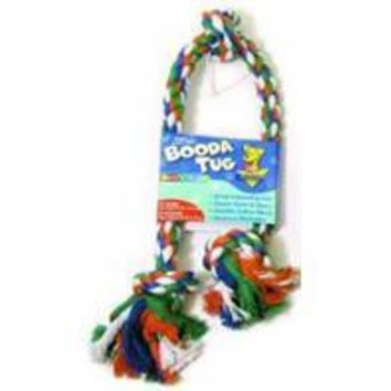 Booda Products - 3 Knot Rope Tug Dog Toy