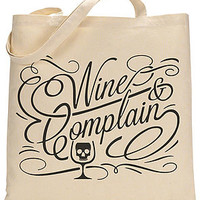 The Wine & Complain Tote