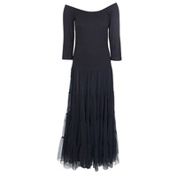 Browsing Store - Vintage Collection Long Princess Tulle Dress