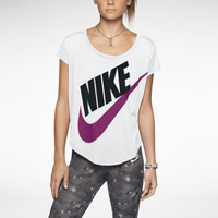 Nike Signal Women's T-Shirt - White