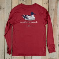 Southern Marsh Authentic Heritage Collection - Mississippi - Long Sleeve