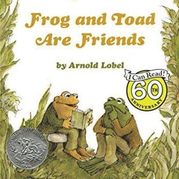 Frog and Toad Are Friends An I Can Read Book