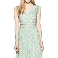 Tory Burch Nico Dress | Everything Turquoise