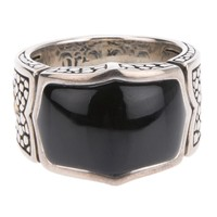Stephen Webster Chunky Engraved Ring