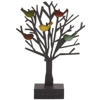 Tree Photoholder with Bird Magnets