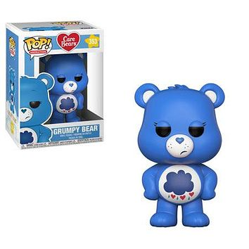 Grumpy Bear Funko Pop! Animation Care Bears