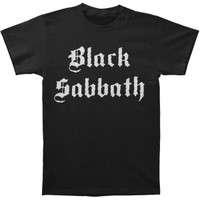 Black Sabbath T-shirt - Black Sabbath - B - Artists/Groups - Rockabilia