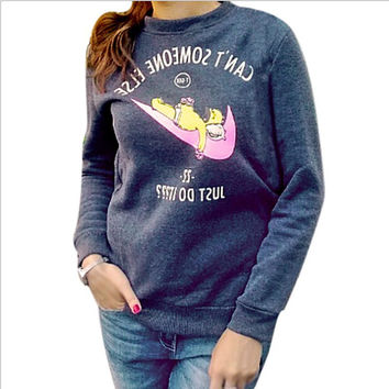 Winter Women's Fashion Fleece Hoodies [6411692228]