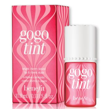 gogotint bright cherry tinted cheek & lip stain | Benefit Cosmetics